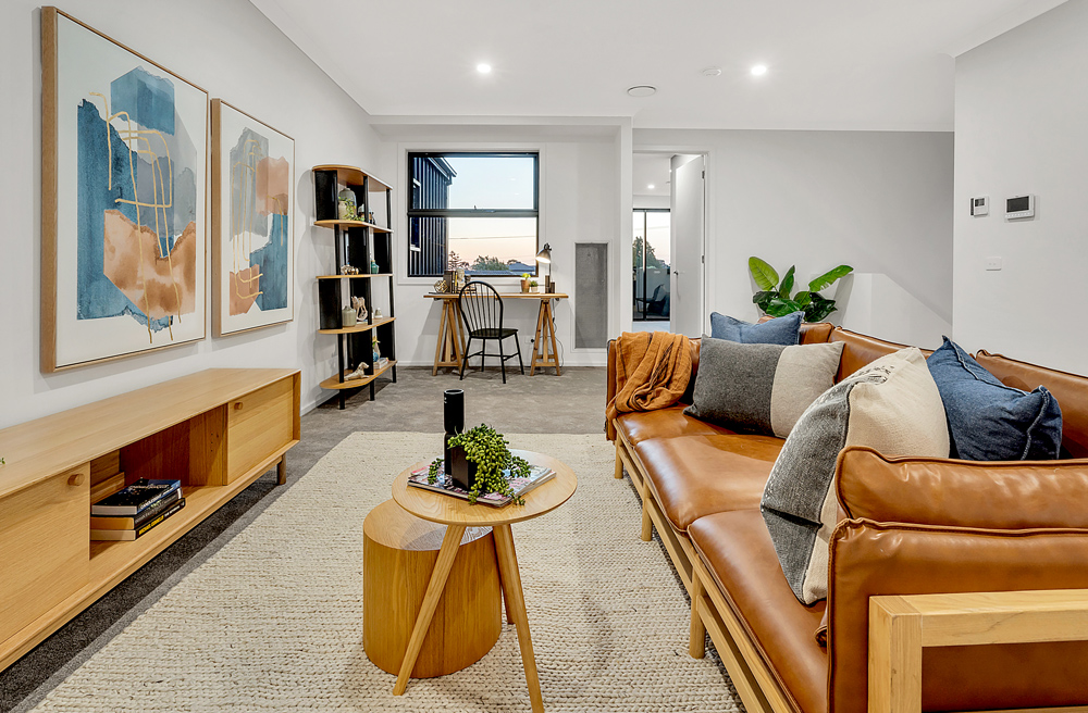 Smith Street Reservoir Living Room