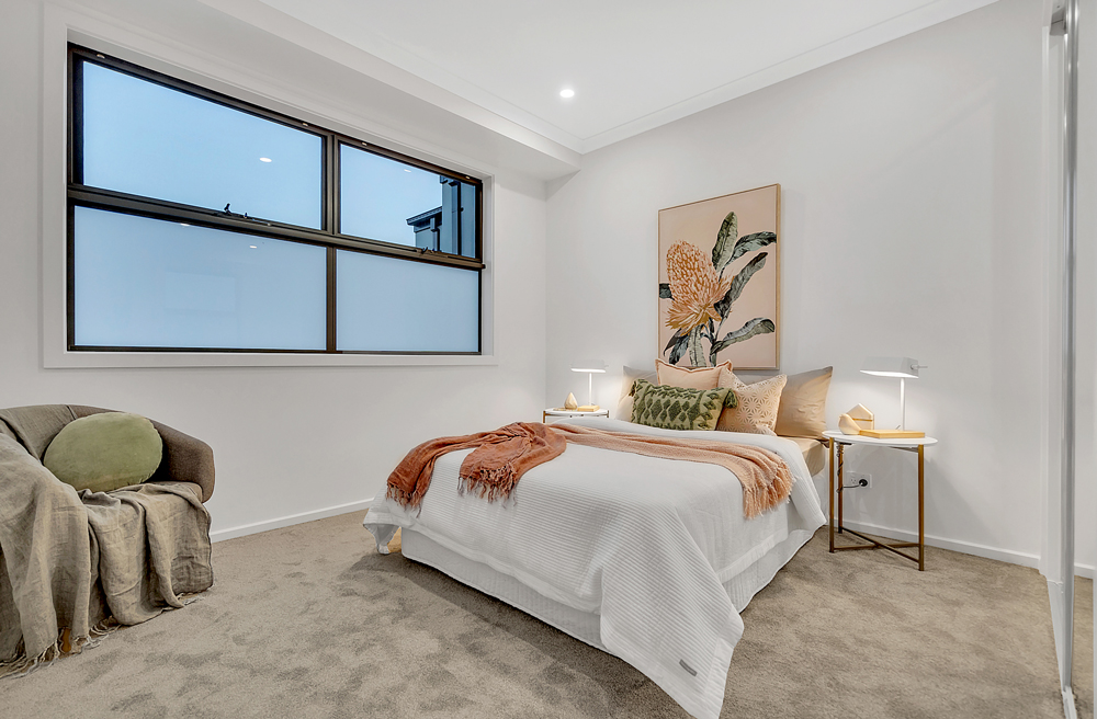 Smith Street Reservoir Bedroom